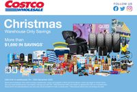 Costco - Christmas 2020
