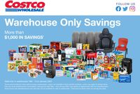 Costco - Warehouse Savings