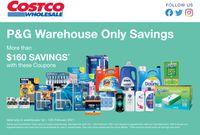 Costco - Warehouse Savings