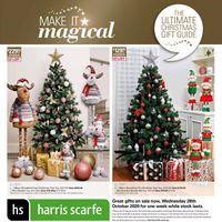 Harris Scarfe Christmas 2020