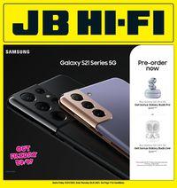JB Hi-Fi - Samsung S21 Series 5G
