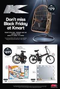 Kmart Black Friday 2019