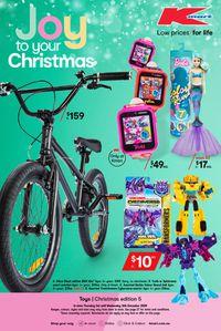 Kmart - Christmas 2020