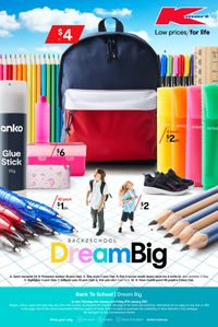 Kmart - Back to School
