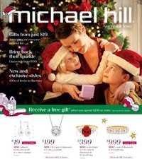 Michael Hill - Christmas 2020