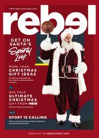 Rebel Sport - Christmas 2020