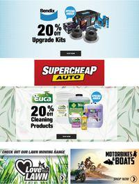 Supercheap Auto - Christmas 2020