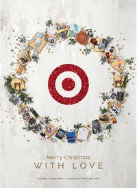 Target Christmas Catalogue 2019