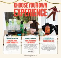 The Body Shop Christmas 2020