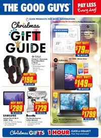 The Good Guys - Christmas Gift Guide 2020