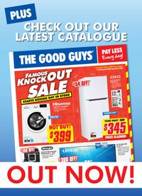 The Good Guys - KnockOut Sale 2020