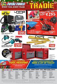 Total Tools - Christmas 2020