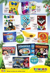 Toyworld - Christmas 2020