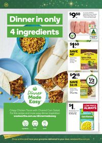 Woolworths Christmas Catalogue 2019