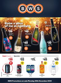 Woolworths - New Year 2021