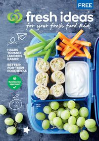 Woolworths - Fresh Ideas 2021