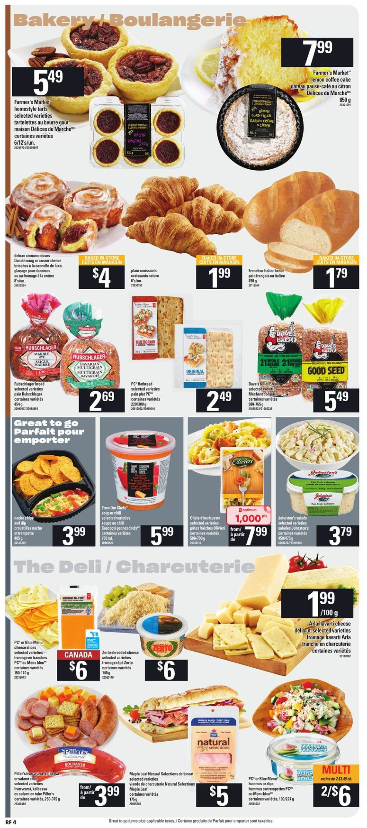 Atlantic Superstore Flyer - 01/09-01/15/2020 (Page 4)