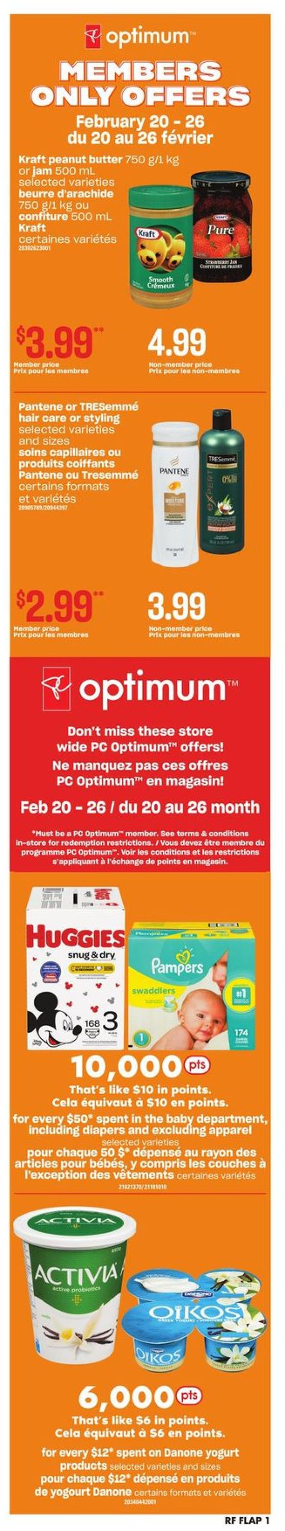 Atlantic Superstore Flyer - 02/20-02/26/2020