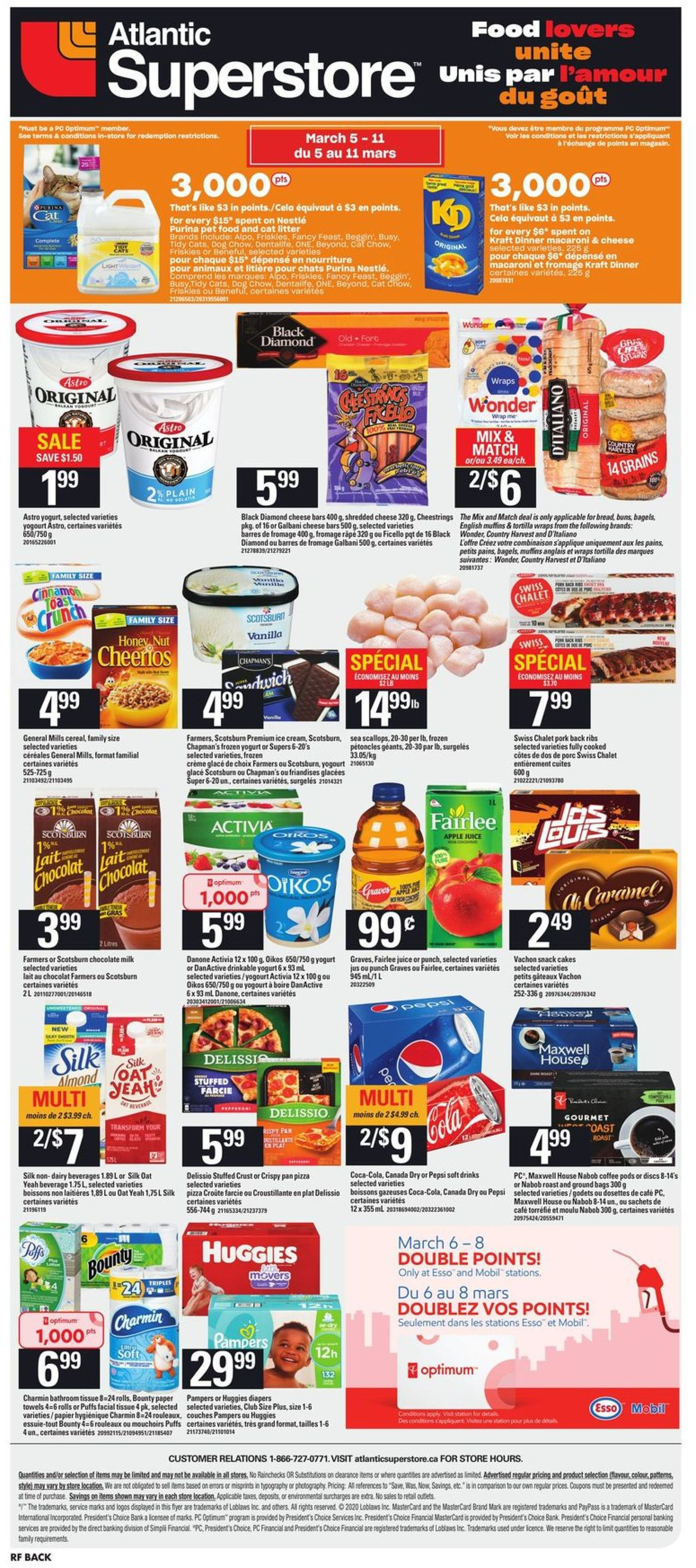 Atlantic Superstore Flyer - 03/05-03/11/2020 (Page 2)