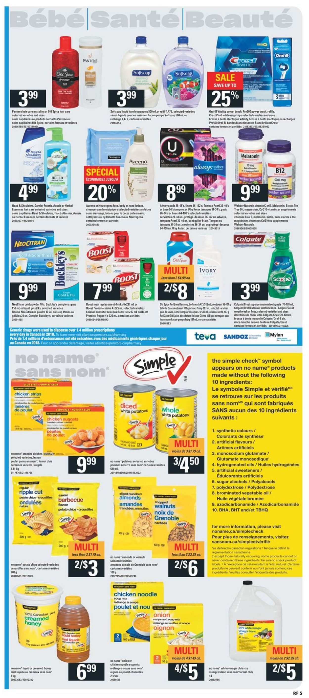 Atlantic Superstore Flyer - 03/26-04/01/2020 (Page 6)