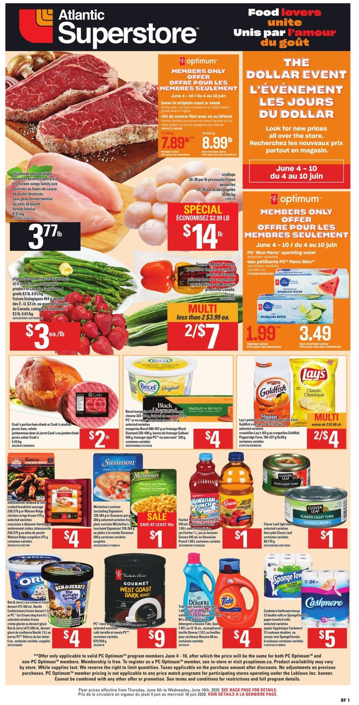 Atlantic Superstore Flyer - 06/04-06/10/2020