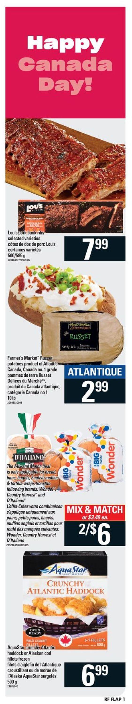 Atlantic Superstore Flyer - 06/25-07/01/2020