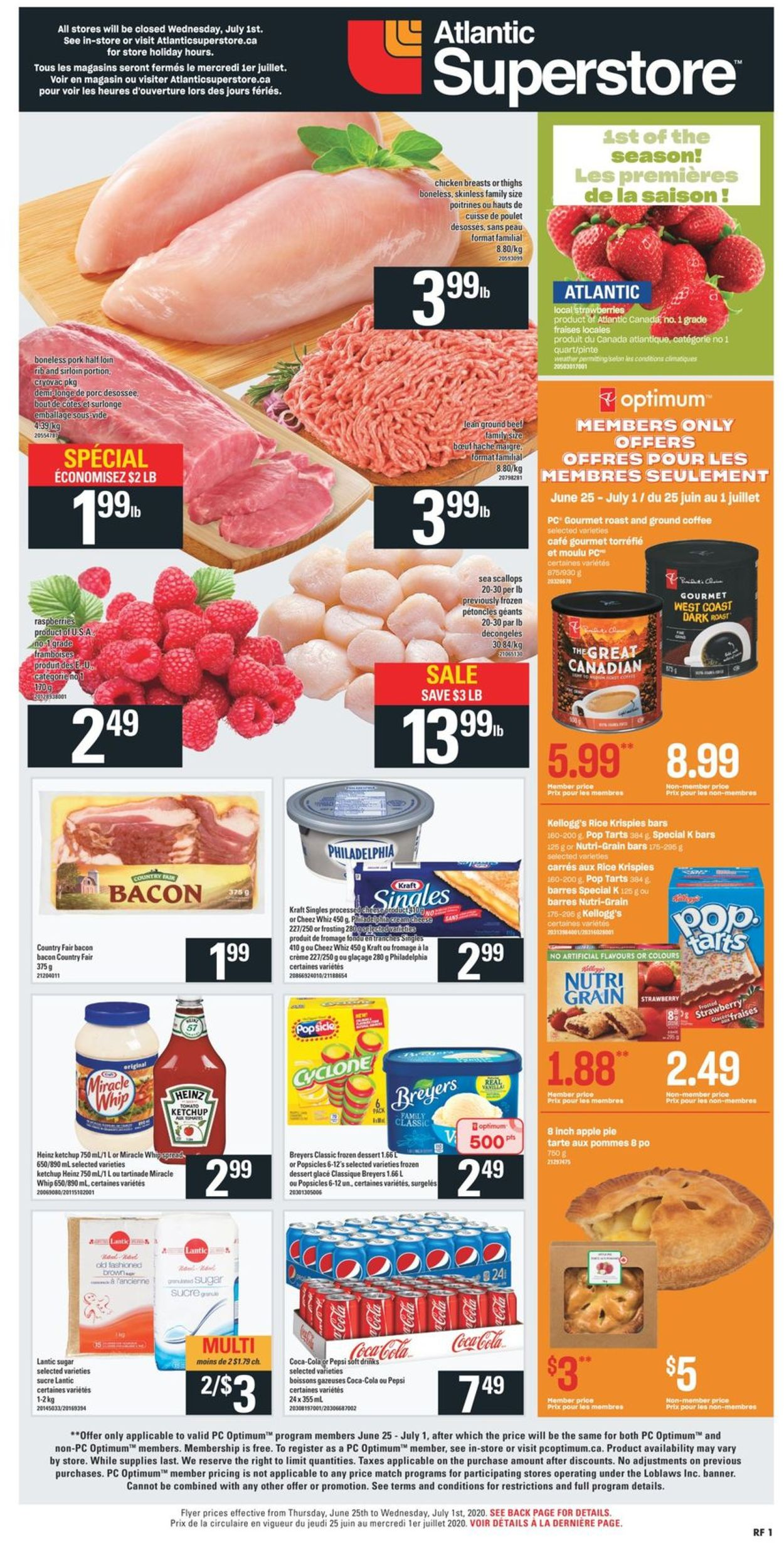 Atlantic Superstore Flyer - 06/25-07/01/2020 (Page 3)