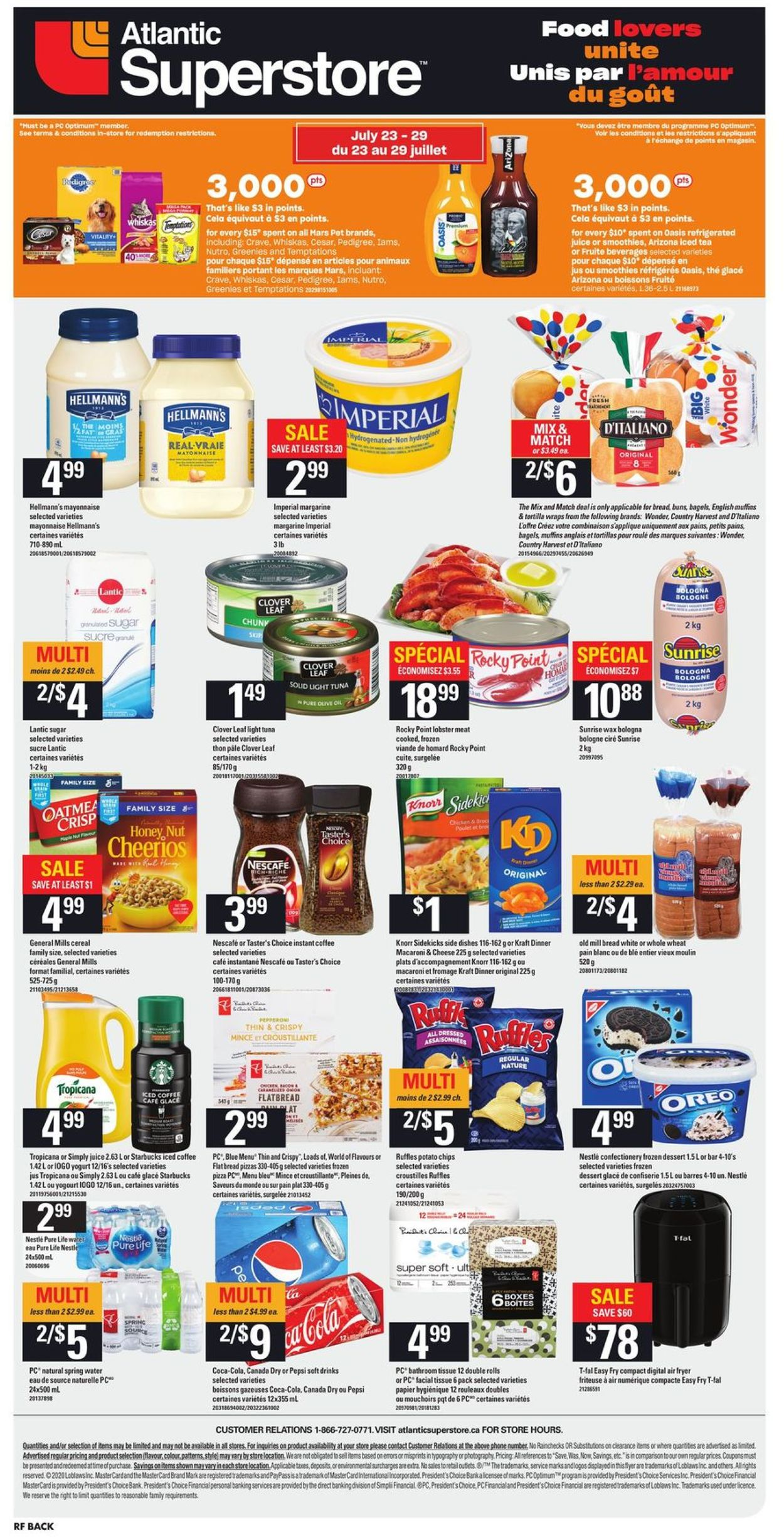 Atlantic Superstore Flyer - 07/23-07/29/2020 (Page 2)