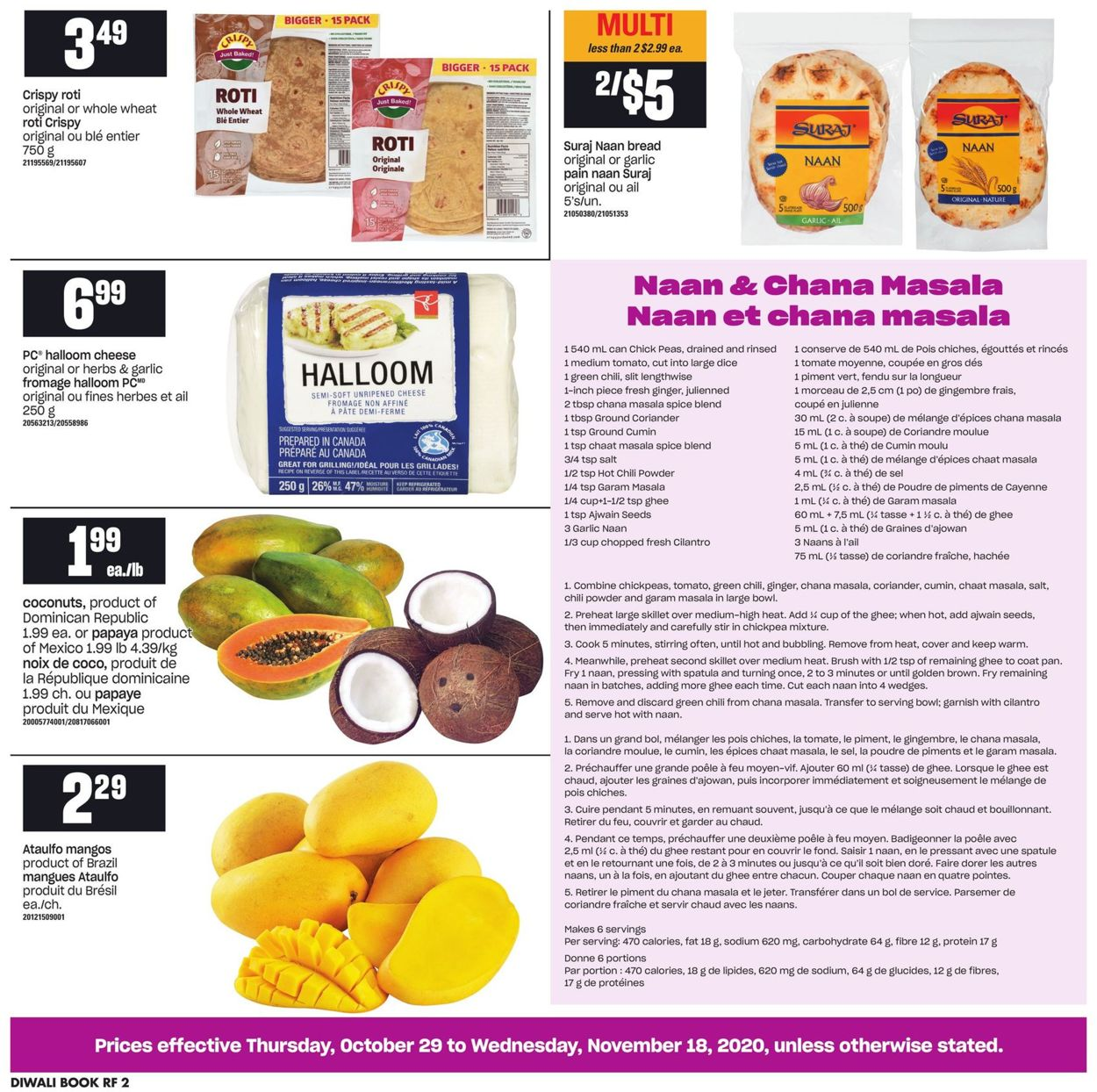 Atlantic Superstore Flyer - 10/29-11/18/2020 (Page 2)