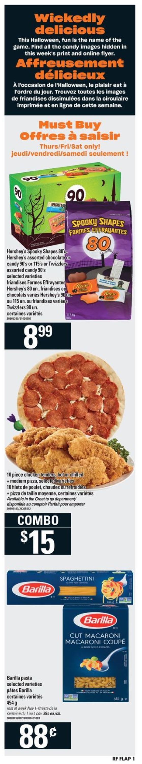 Atlantic Superstore Flyer - 10/29-11/04/2020