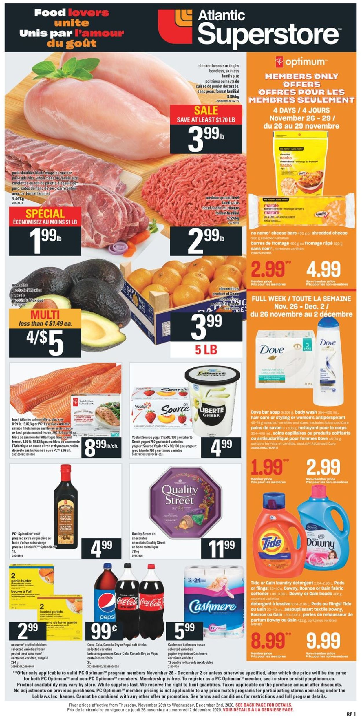 Atlantic Superstore - Black Friday 2020 Flyer - 11/26-12/02/2020 (Page 3)