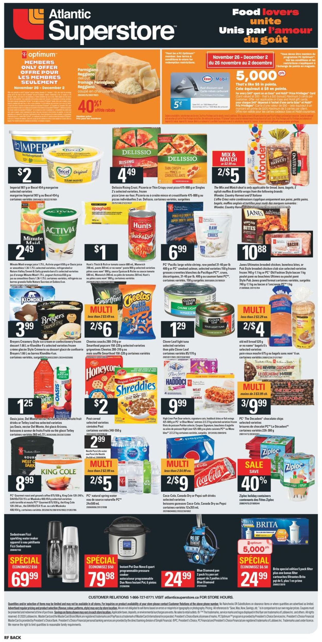 Atlantic Superstore - Black Friday 2020 Flyer - 11/26-12/02/2020 (Page 4)