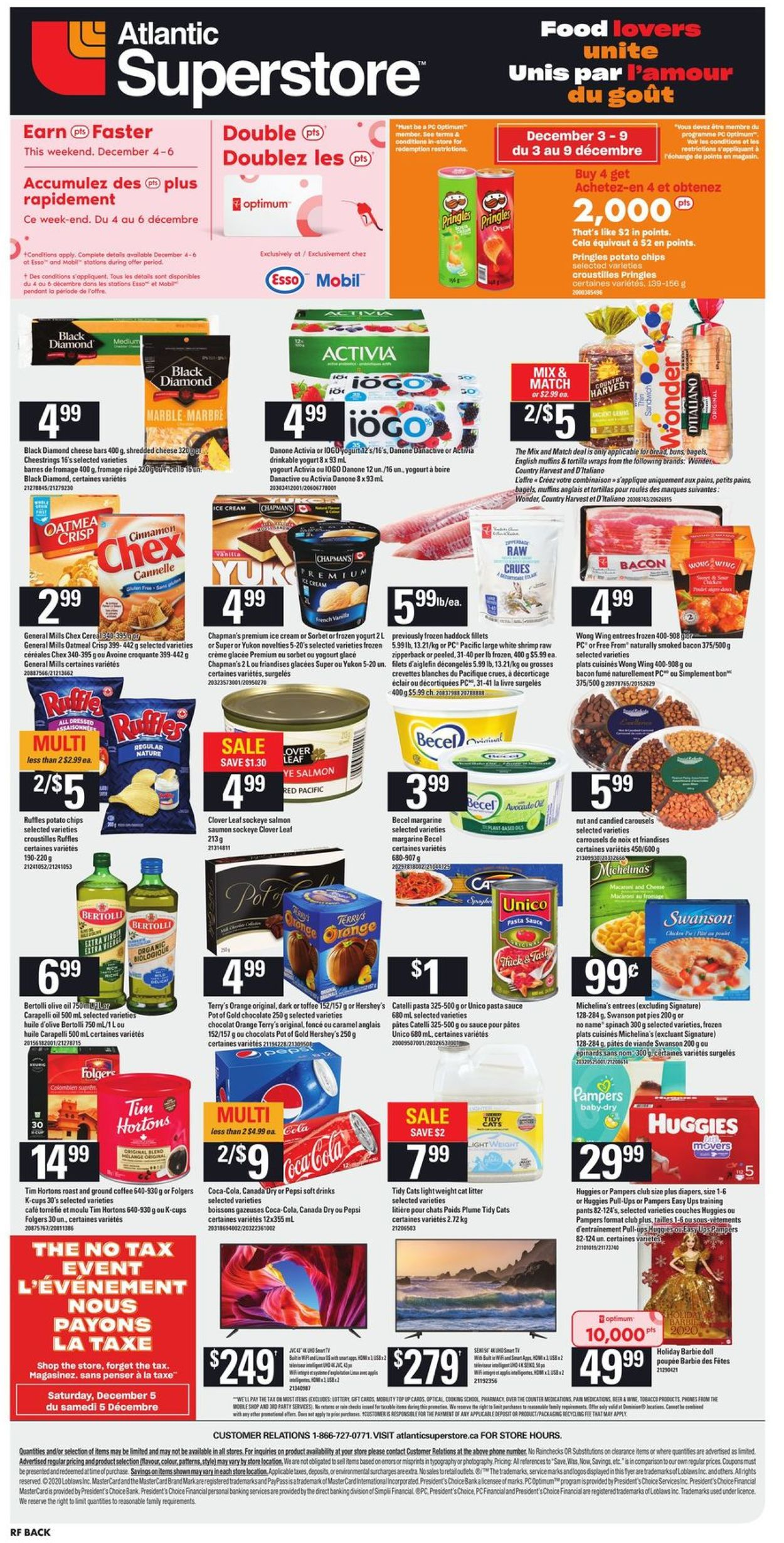 Atlantic Superstore - Holiday 2020 Flyer - 12/03-12/09/2020 (Page 4)