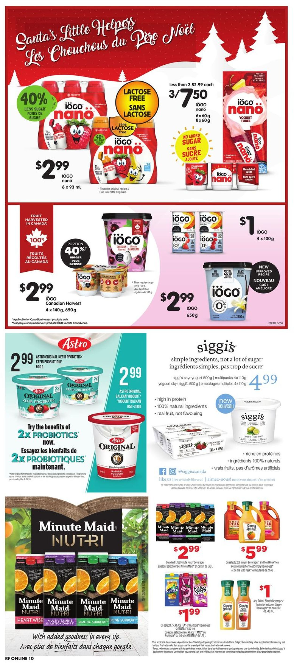 Atlantic Superstore - Holiday 2020 Flyer - 12/03-12/09/2020 (Page 18)