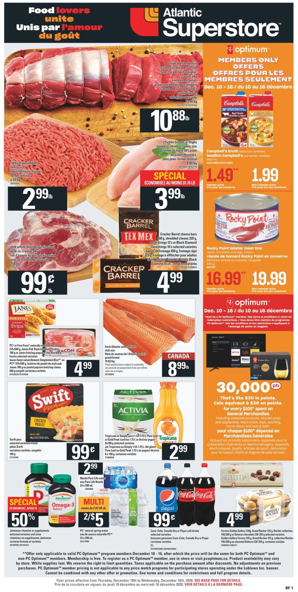 Atlantic Superstore - Holiday 2020 Flyer - 12/10-12/16/2020 (Page 3)