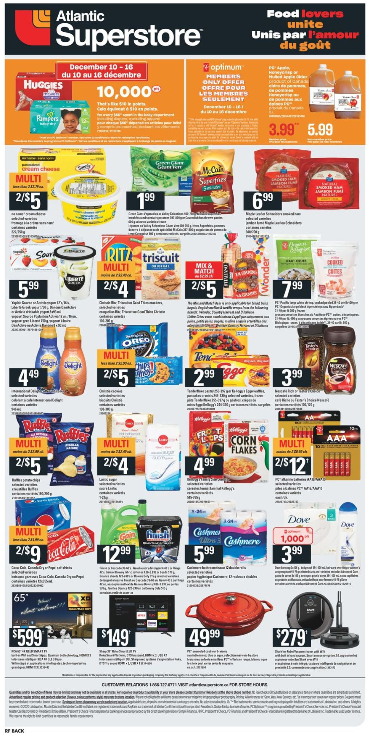 Atlantic Superstore - Holiday 2020 Flyer - 12/10-12/16/2020 (Page 4)
