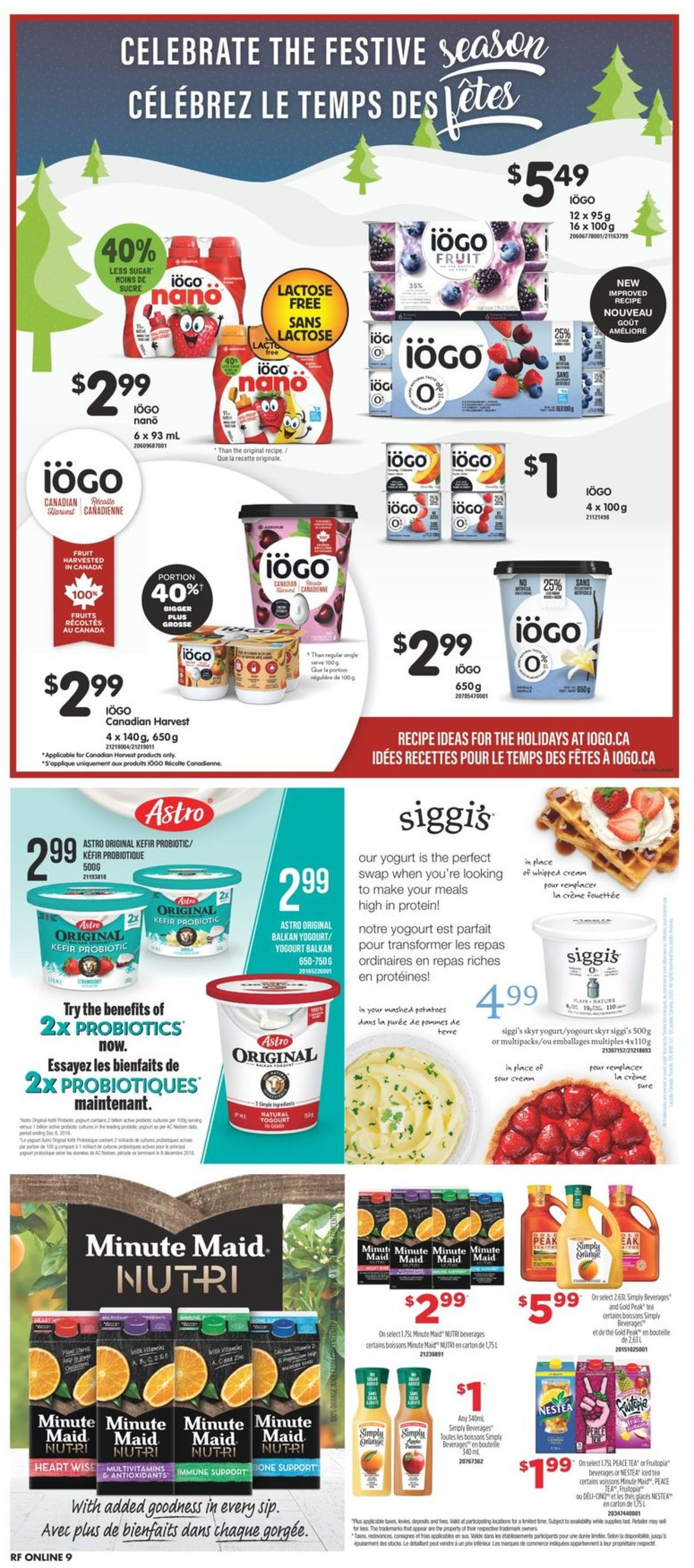 Atlantic Superstore - Holiday 2020 Flyer - 12/10-12/16/2020 (Page 18)