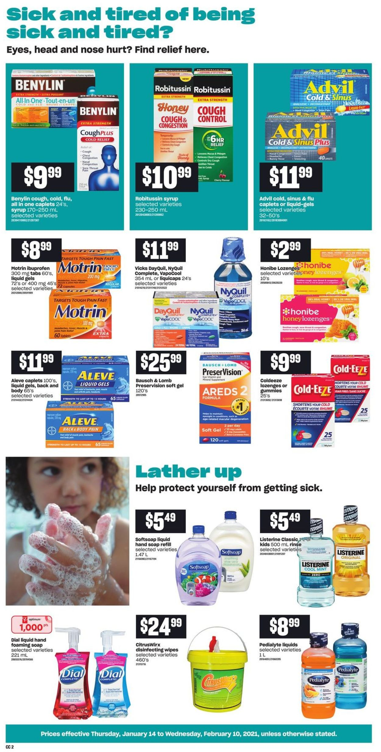 Atlantic Superstore - Cough & Cold Flyer - 01/14-02/10/2021 (Page 2)