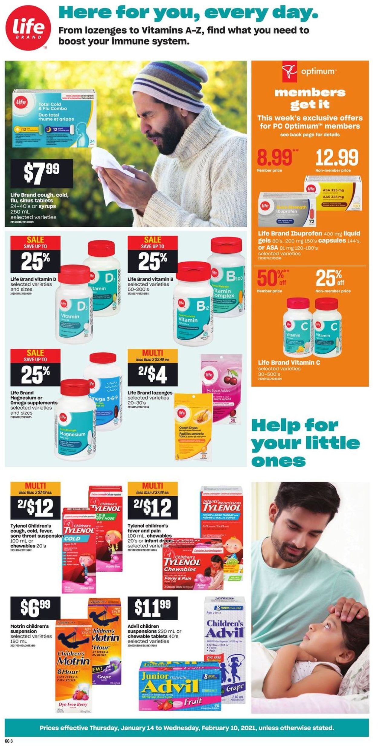 Atlantic Superstore - Cough & Cold Flyer - 01/14-02/10/2021 (Page 3)