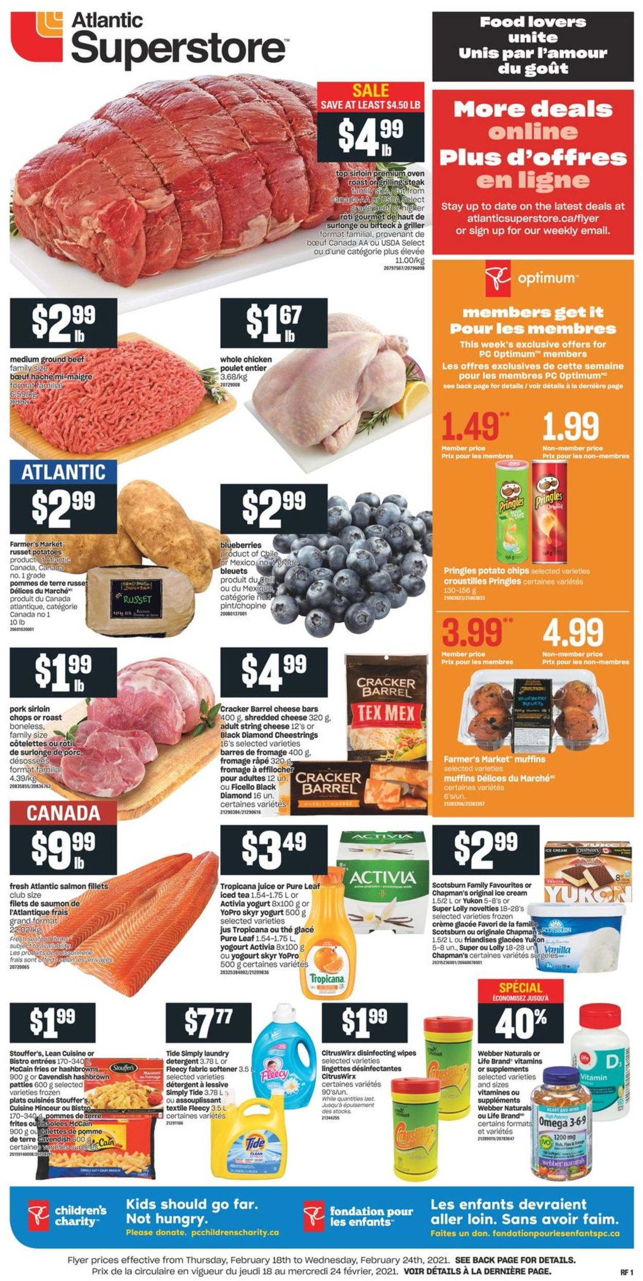 Atlantic Superstore Flyer - 02/18-02/24/2021