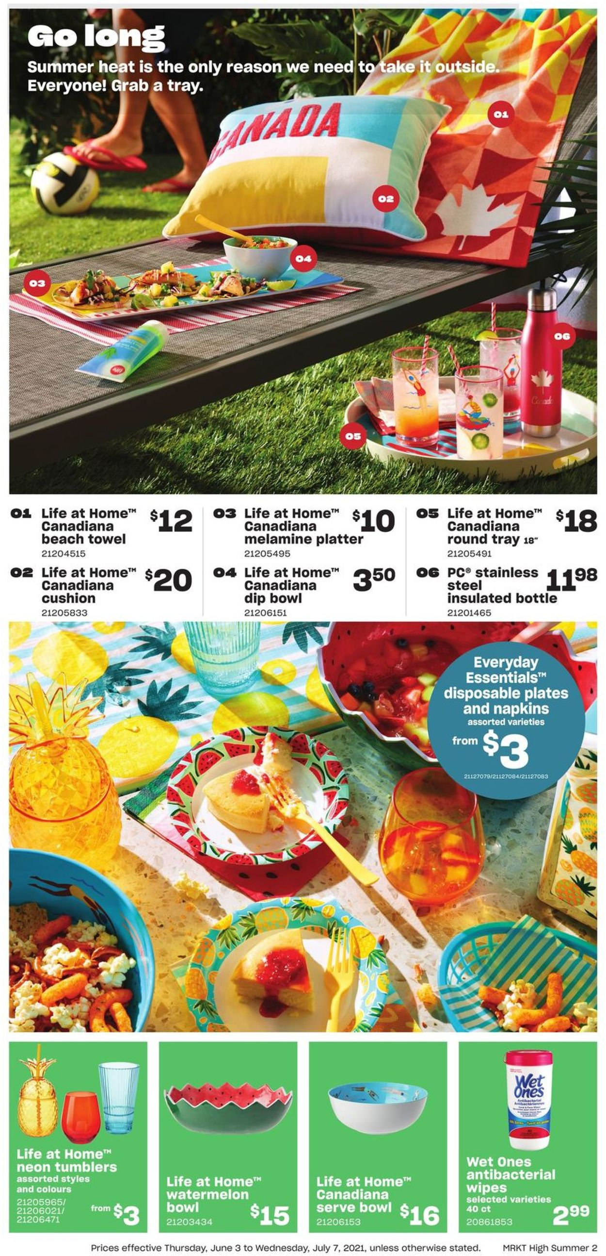 Atlantic Superstore Flyer - 06/03-07/07/2021 (Page 2)