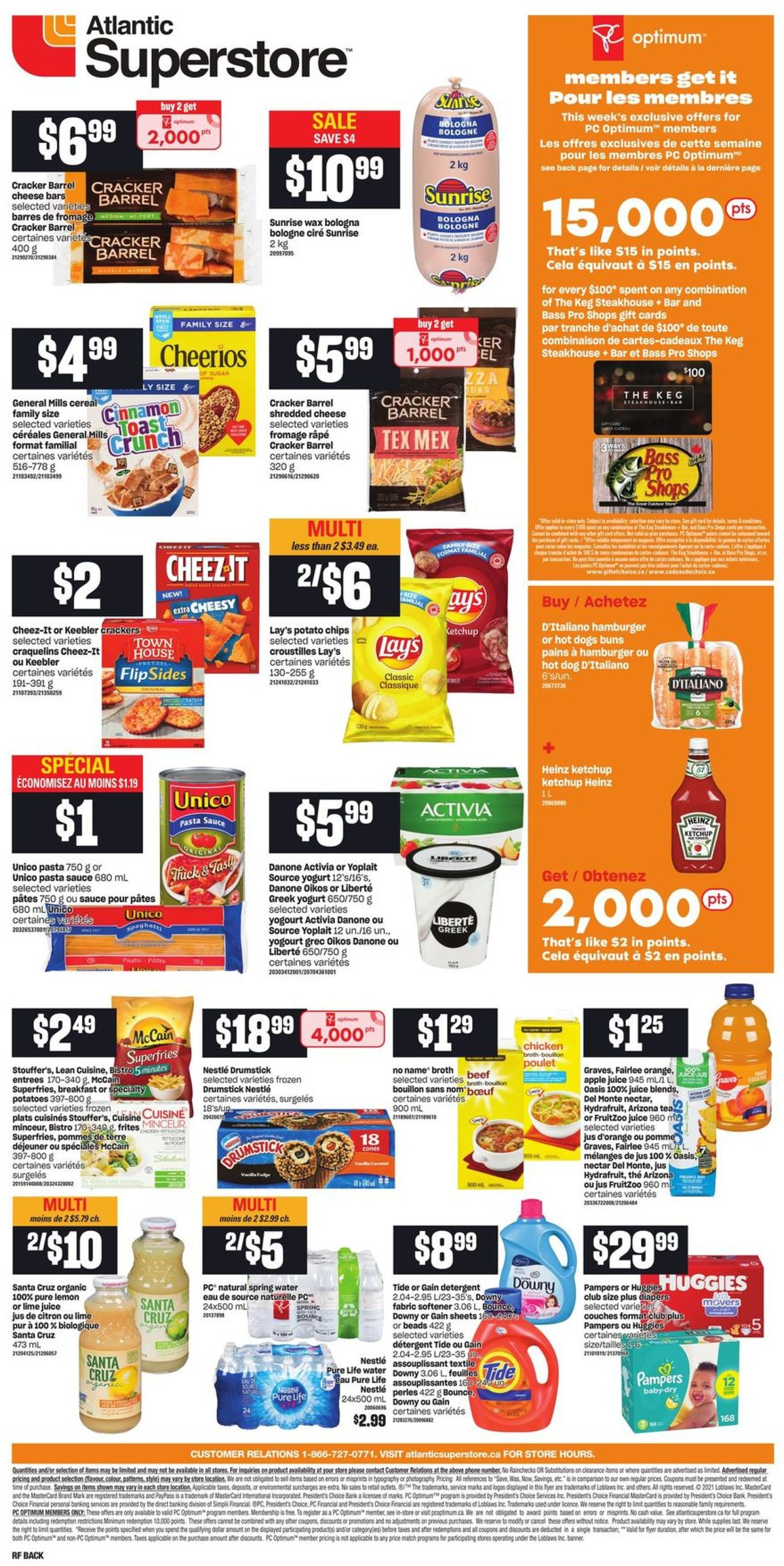 Atlantic Superstore Flyer - 07/08-07/14/2021 (Page 4)