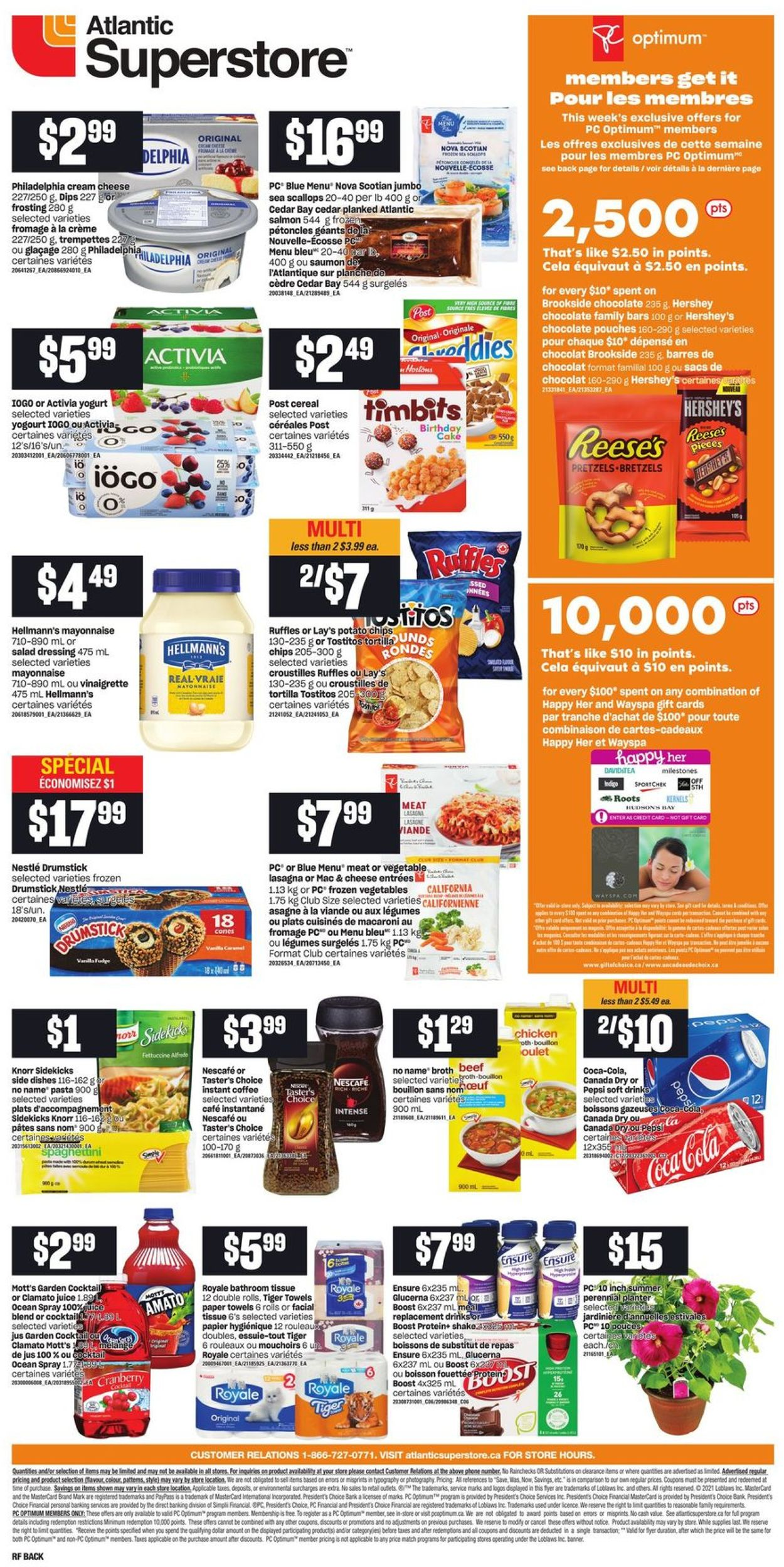 Atlantic Superstore Flyer - 07/29-08/04/2021 (Page 4)