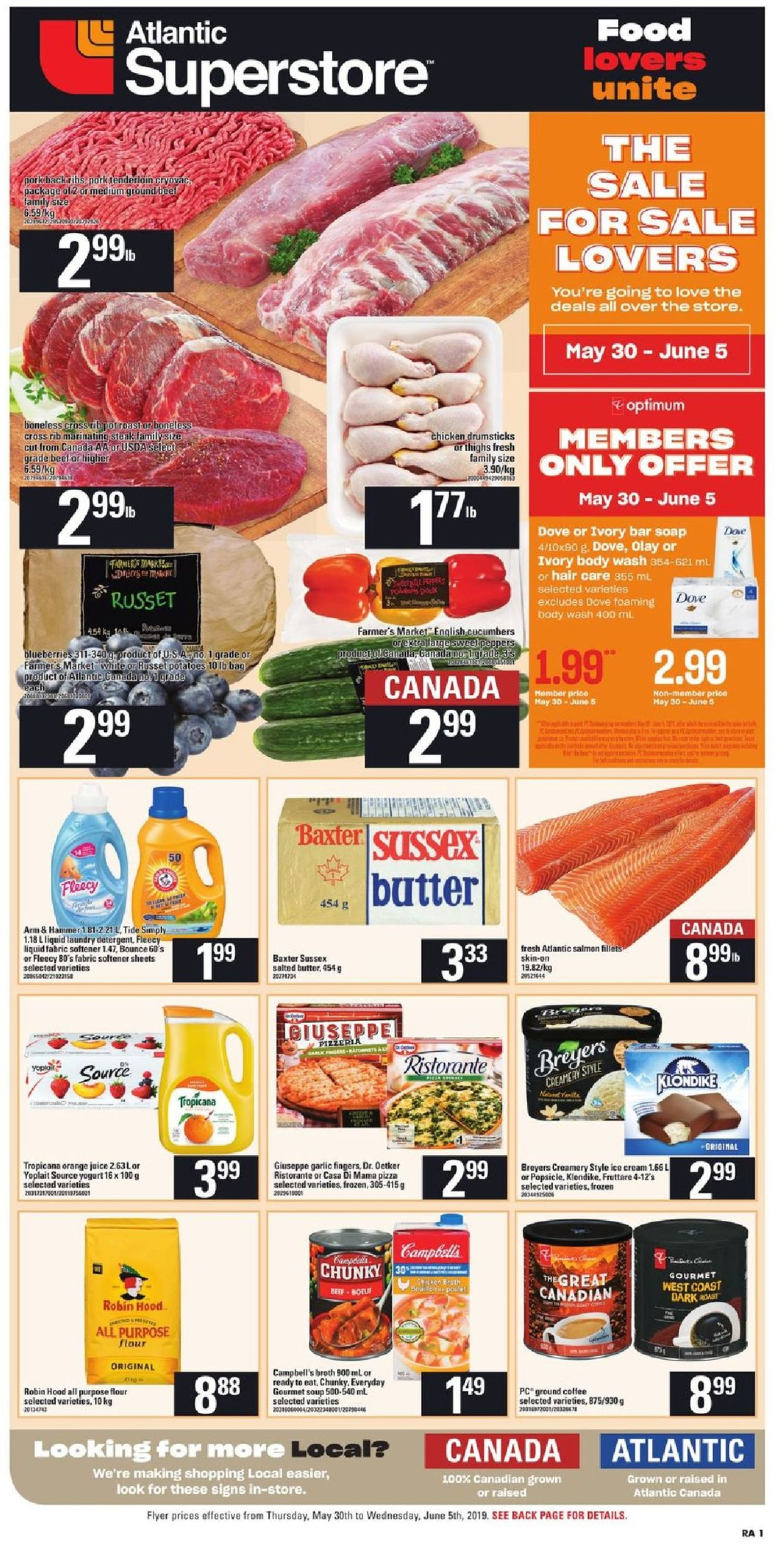 Atlantic Superstore Flyer - 05/30-06/05/2019
