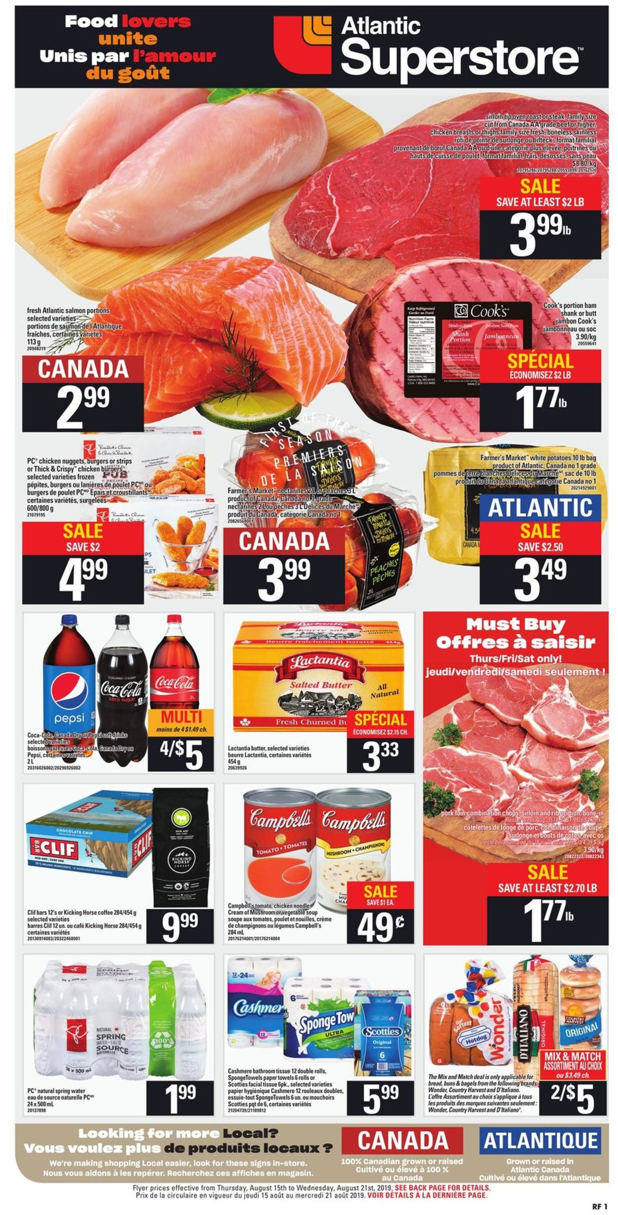 Atlantic Superstore Flyer - 08/15-08/21/2019 (Page 3)