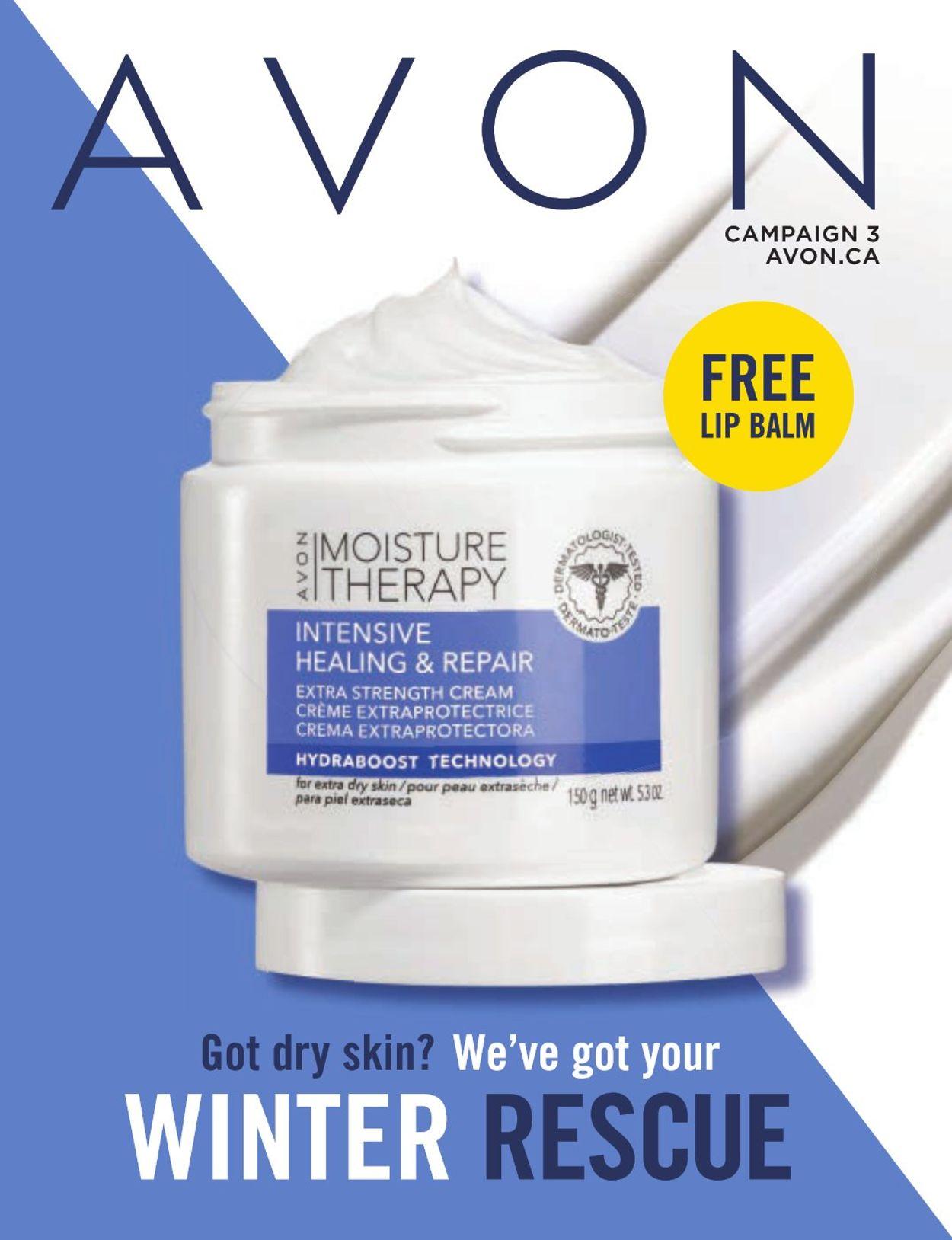 Avon Flyer - 01/09-02/05/2020