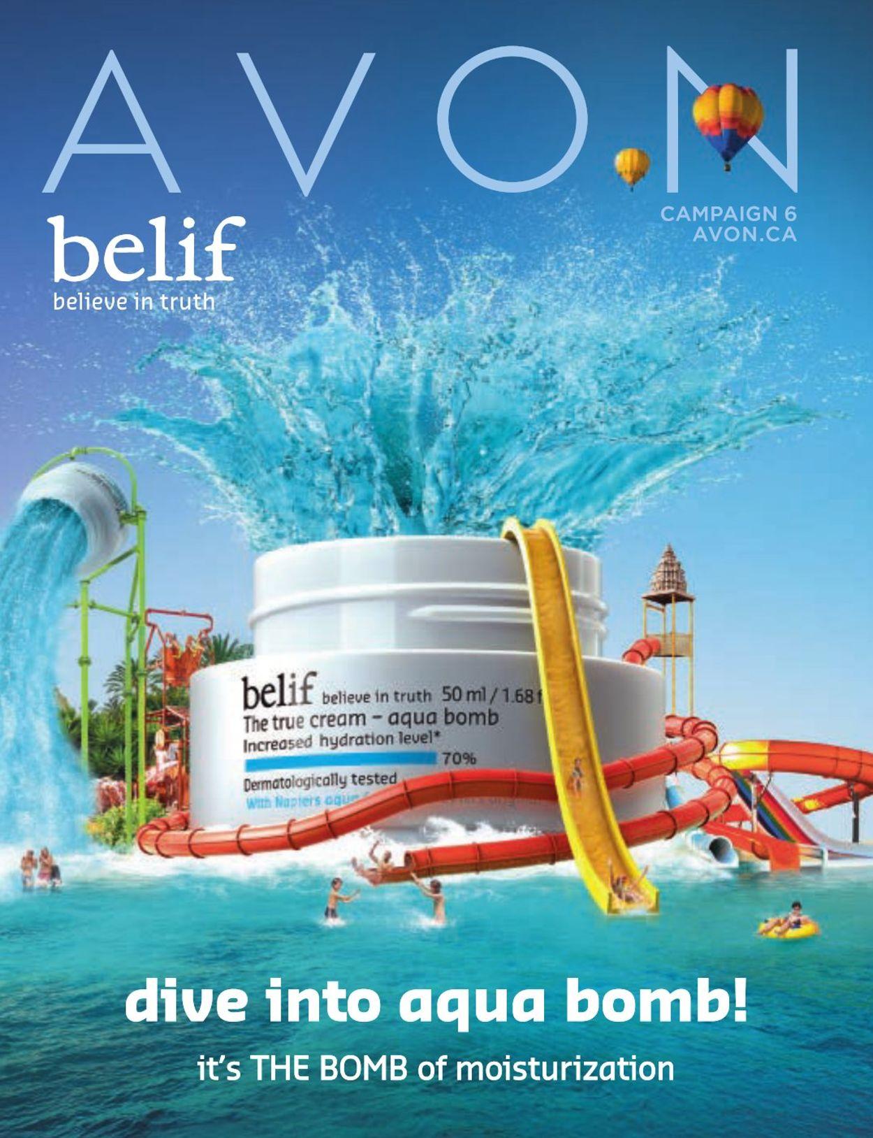 Avon Flyer - 02/20-03/16/2020