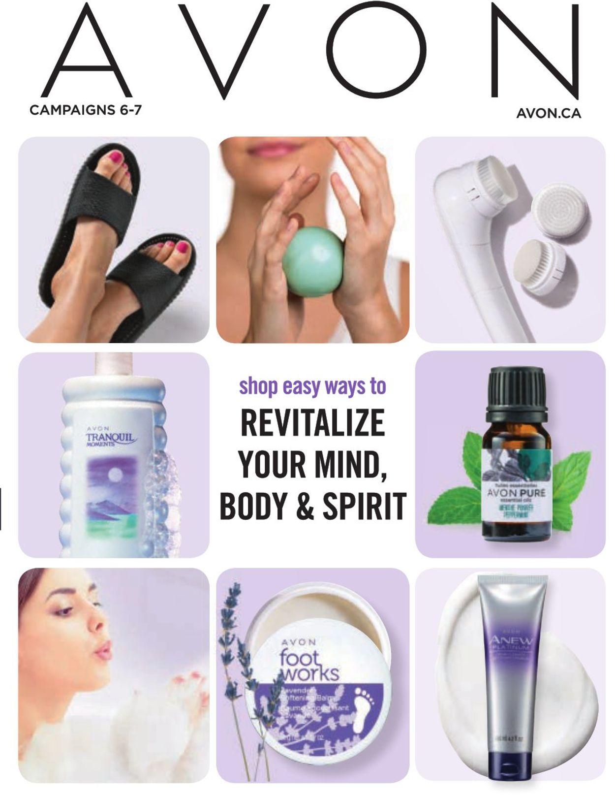 Avon Flyer - 02/20-03/31/2020