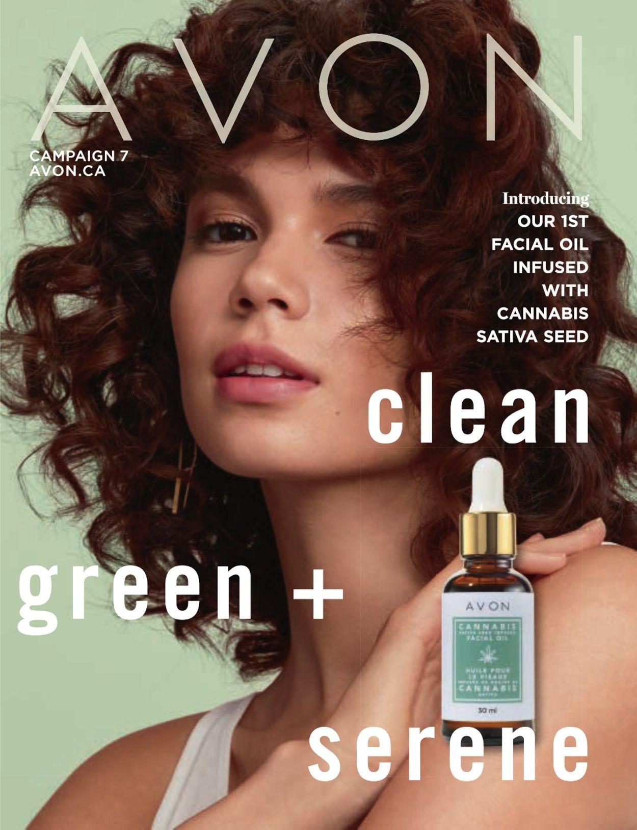 Avon Flyer - 03/05-03/31/2020