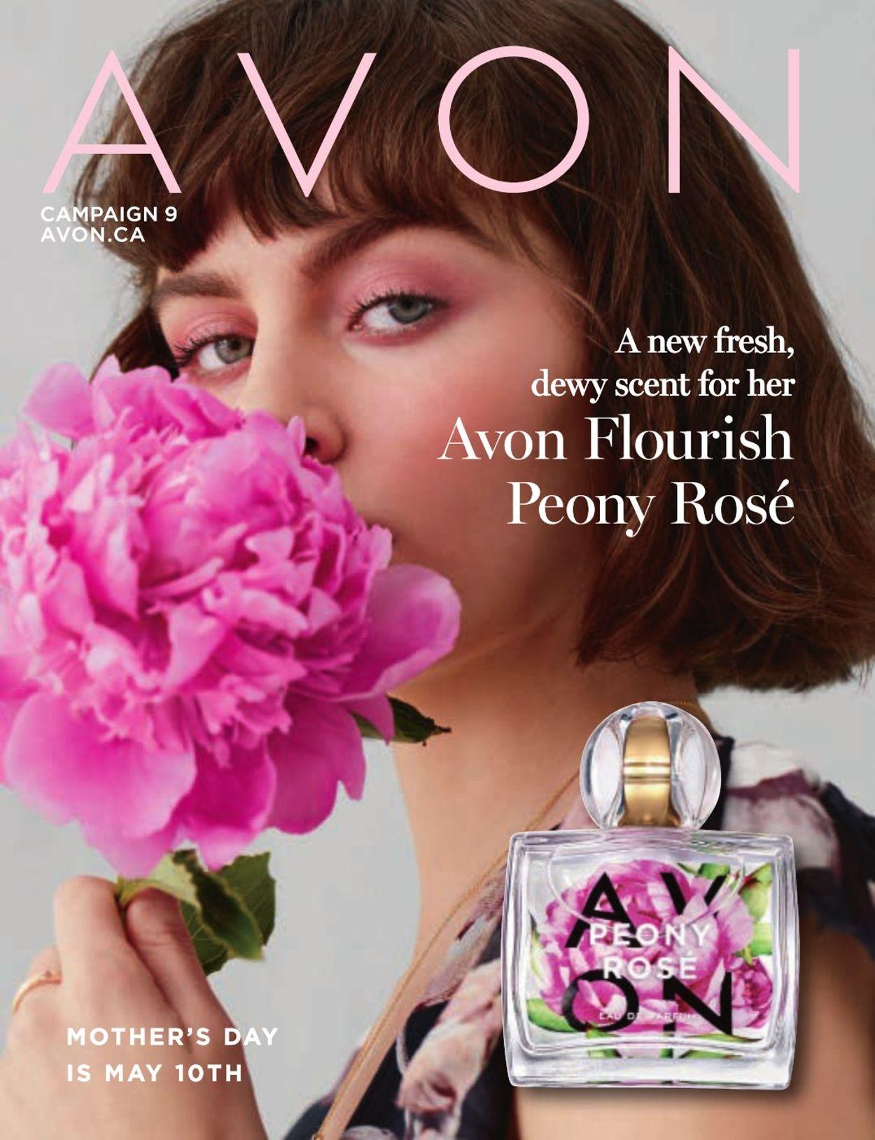 Avon Flyer - 04/02-04/30/2020